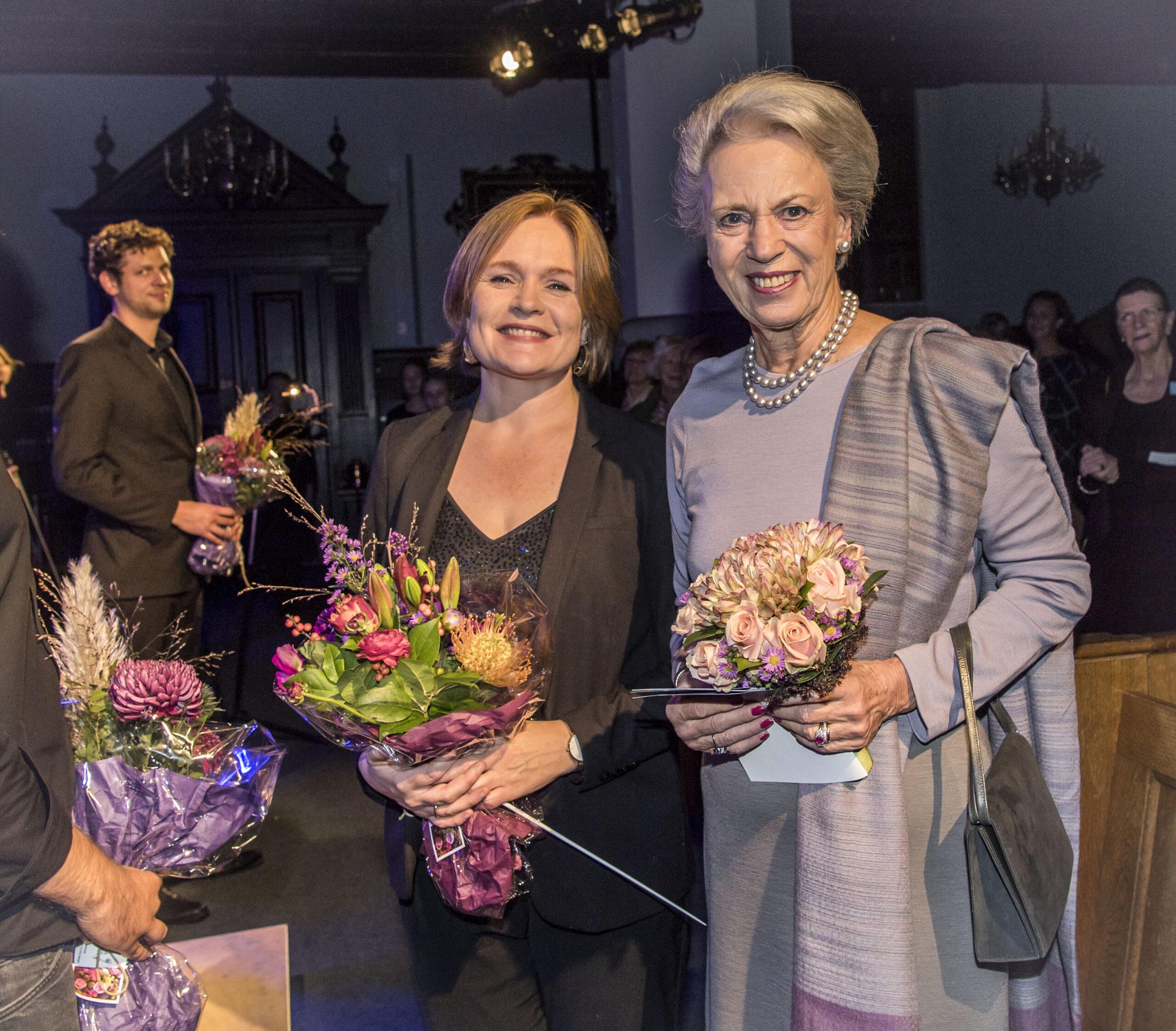 Conductor - Anne Marie Granau and Princess Benedikte