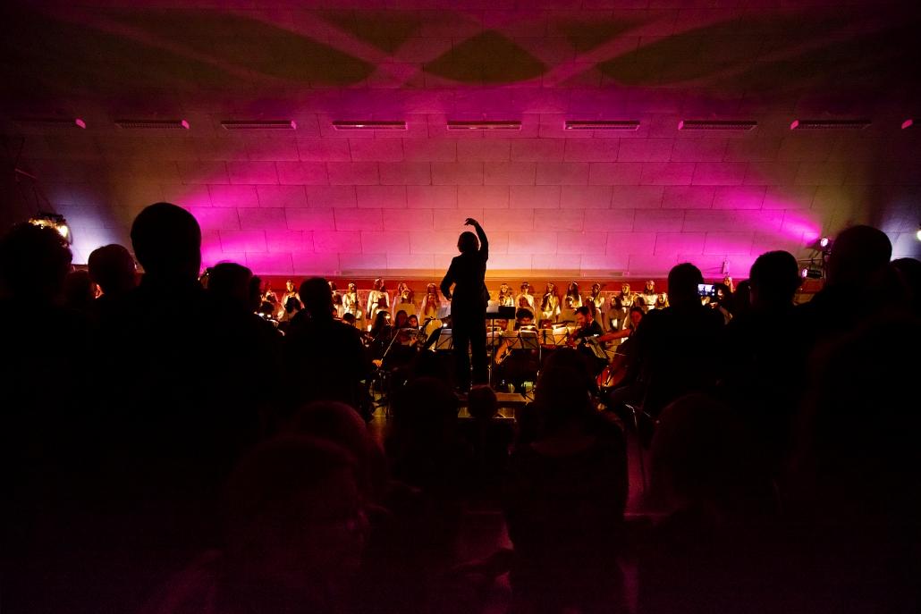 Christmas, Søholm Opera, Samsø, 2018. Foto: Jeanette Philipsen
