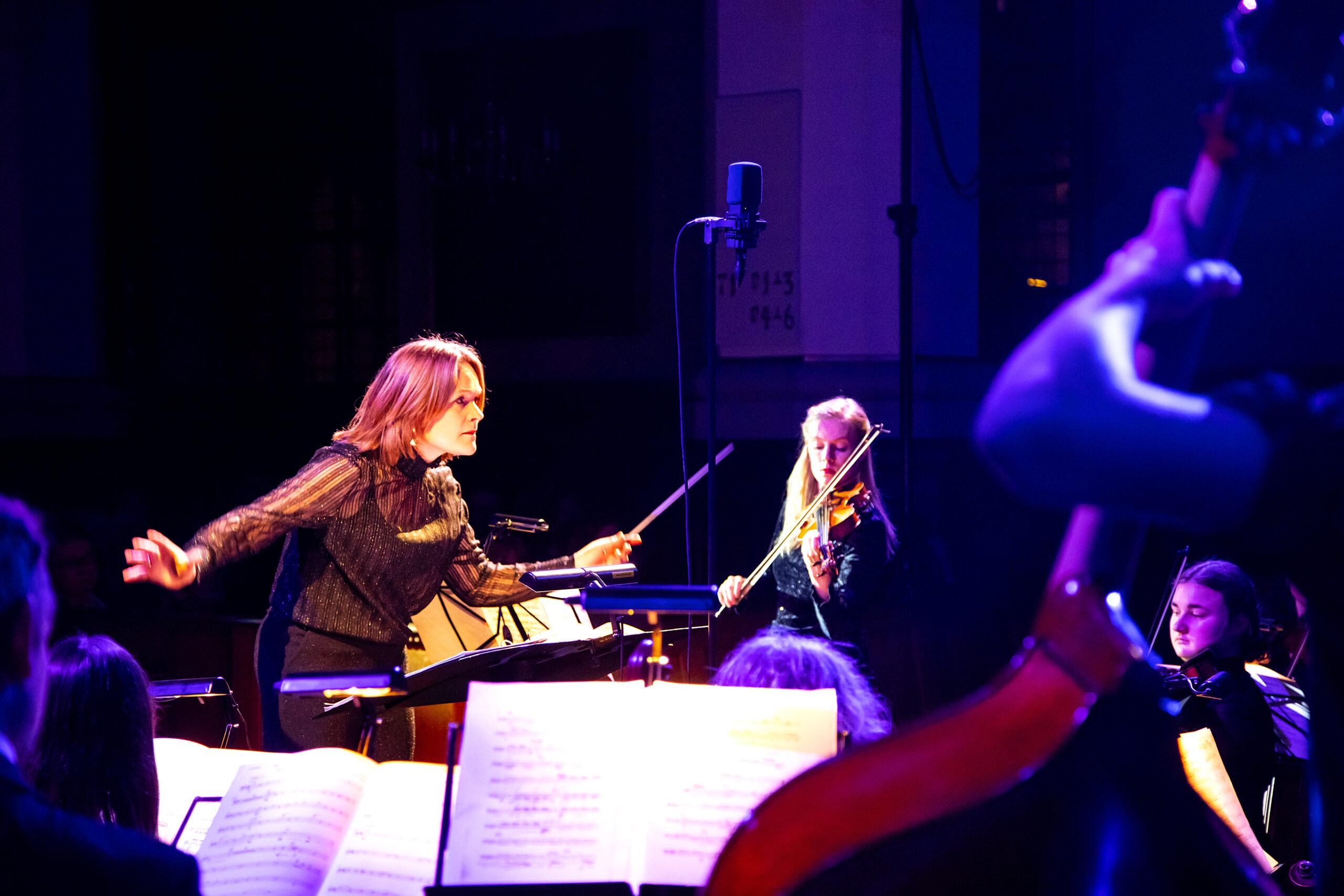 christmas koncert 2019, Helligåndskirken, Copenhagen. Foto: Jeanette Philipsen