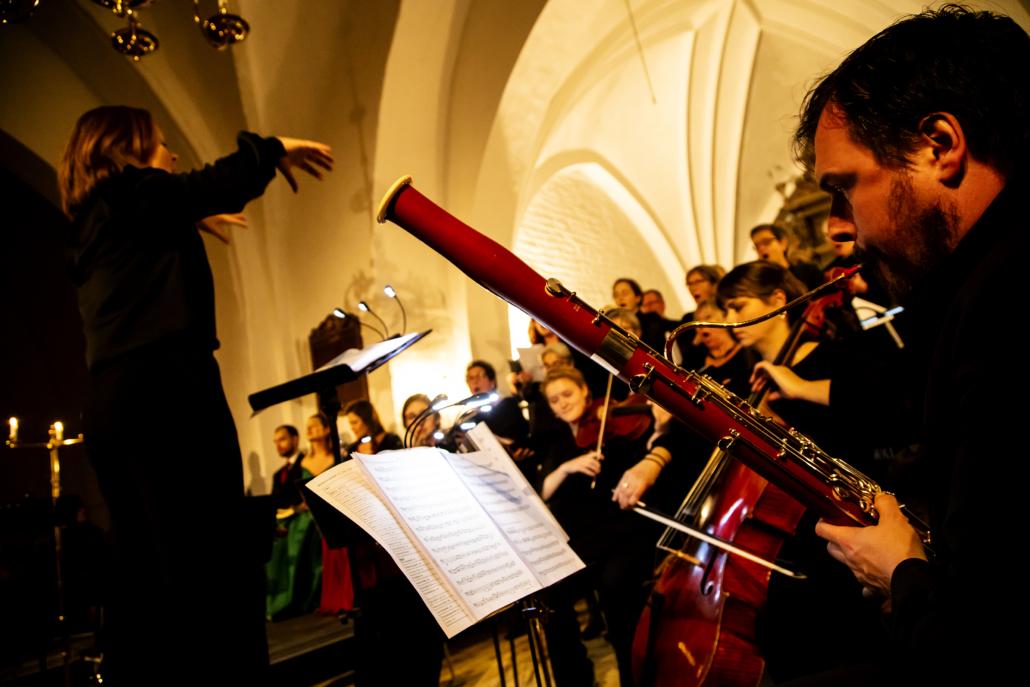 Messiah, Søholm opera, Samsø 2019. Foto: Jeanette Philipsen