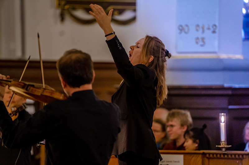Conductor - Anne Marie Granau Støttekoncert2020_2
